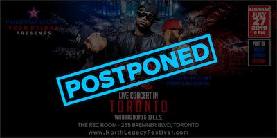 Havoc (Mobb Deep) & Big Noyd Live Toronto Concert
