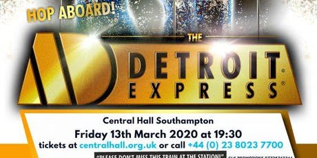DETROIT EXPRESS AND MOTOWN SHOW tickets