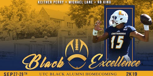 Black Excellence: UTC Homecoming 2K19