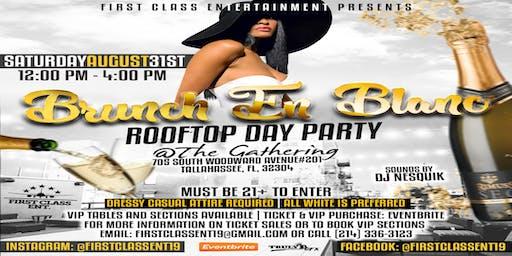 Brunch En Blanc Rooftop Day Party
