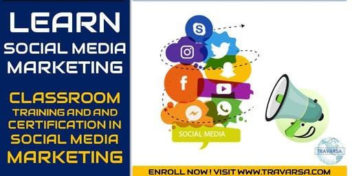 Social Media Marketing [Training and Certification]