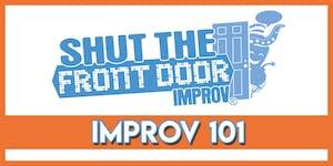 Adult Improv 101 -  Starting September 18, 2019