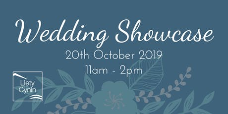 Wedding Showcase at Llety Cynin tickets