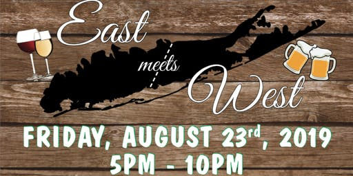 East Meets West: Long Island Food & Drink Sampling Event (21+ Event)