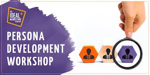 Persona Development Workshop