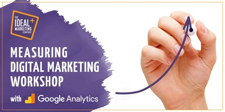 How to Measure Digital Marketing Success with Google Analytics tickets