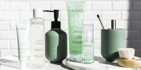 Caudalie Boutique Event: Post-sun Skincare Workshop tickets