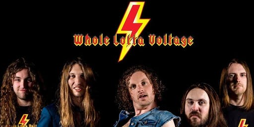 Whole Lotta Voltage -  AC/DC Tribute