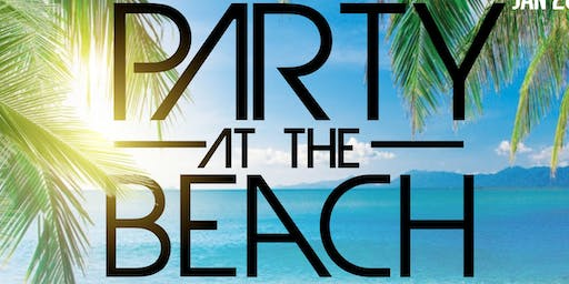 PARTY AT THE BEACH 2020