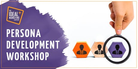 Persona Development Workshop tickets