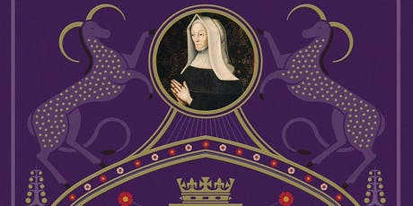 Uncrowned Queen: The Fateful Life of Margaret Beaufort, Tudor Matriarch tickets