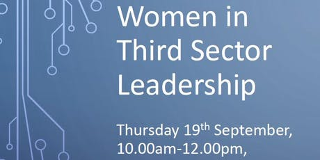 Women in Third Sector Leadership, Lincolnshire. Supporting Wellbeing. tickets