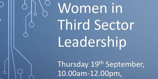 Women in Third Sector Leadership, Lincolnshire. Supporting Wellbeing.