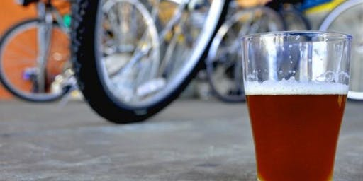 Bike Ride Brewery Tour Buffalo