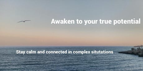 One day meditation retreat with optional personal breakthrough session tickets