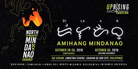 UPRISING North Mindanao tickets