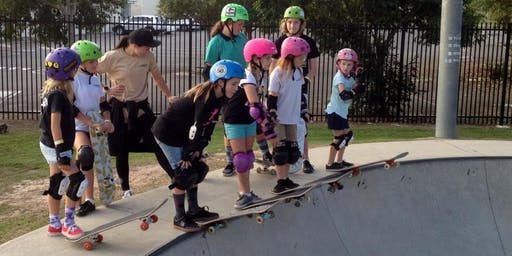 'QUEENS OF SKATE' Intermediate Program; Term 3, 2019
