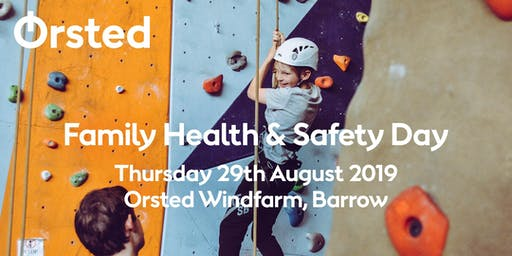 Orsted's Family Health & Safety Day