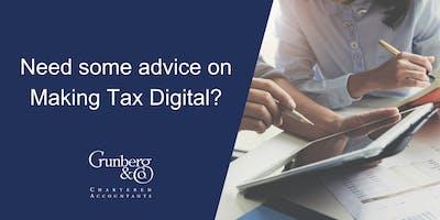Making Tax Digital Workshops