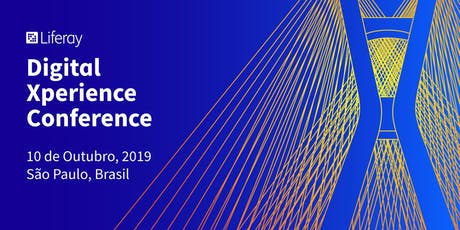 Liferay Digital Experience Conference 2019 ingressos