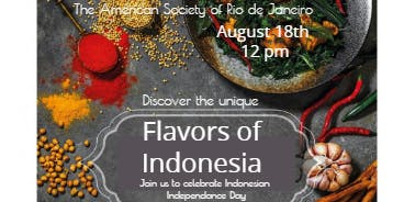 Discover the flavors of Indonesia Cuisine