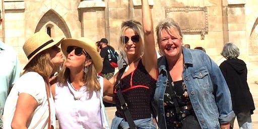Senses Of The Soul Women's Retreat, Seville Spain