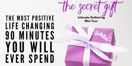 The Secret Gift - Intimate Gathering Mini Tour - Birmingham