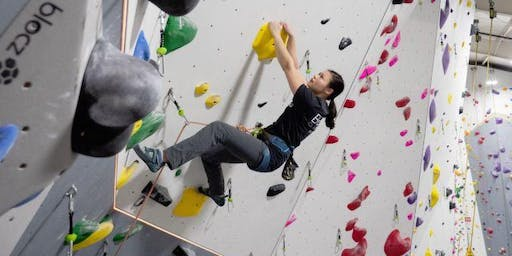 Female Ascent Mondays