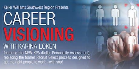 Career Visioning with Karina Loken tickets