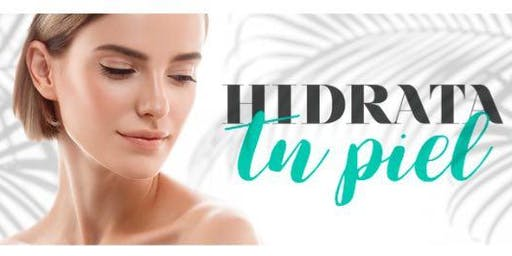Taller de cuidado de la piel: rehidratación ESPECIAL POST-VACACIONES