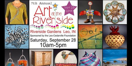 Art at the Riverside  tickets