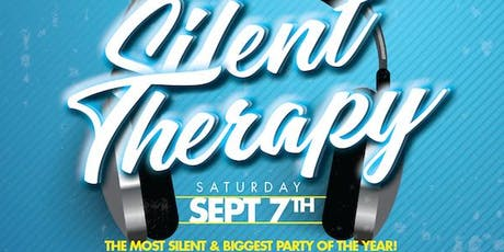 Silent Therapy   The Most Silent and Biggest Party Of The Year tickets