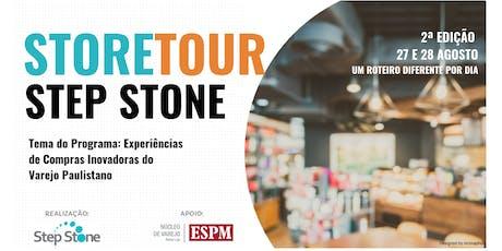 StoreTour - Step Stone tickets