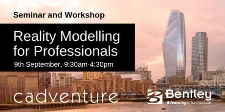 Reality Modelling for Professionals tickets