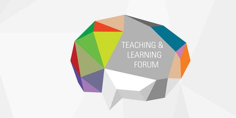 2019 Teaching & Learning Forum tickets