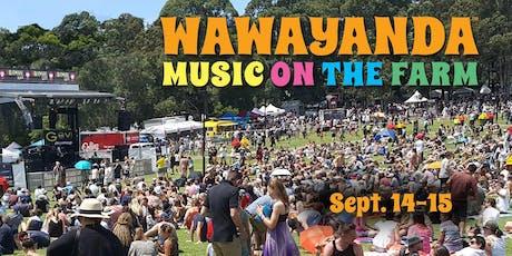 Wawayanda Music On The Farm tickets