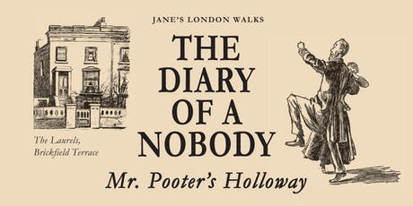 The Diary of a Nobody - Mr Pooter's Victorian Holloway tickets