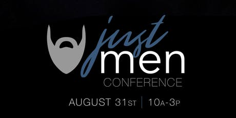 Just Men Conference tickets