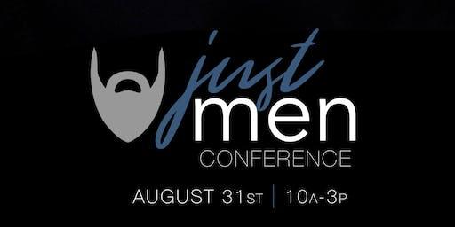 Just Men Conference