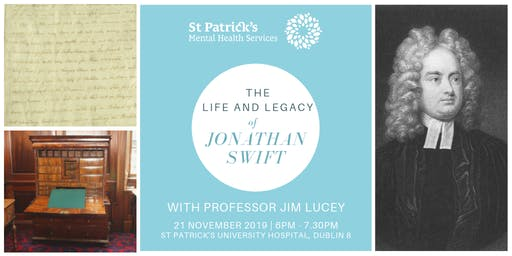 The Life and Legacy of Jonathan Swift with Professor Jim Lucey