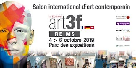 art3f REIMS 2019 billets
