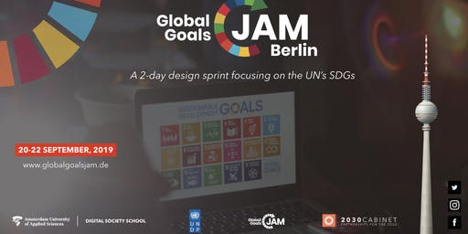 Global Goals Jam Berlin 2019 #1