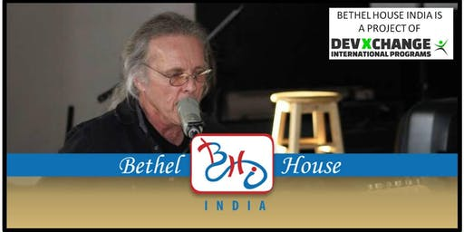Bethel House India BBQ and Benefit Concert with the Bob Hawkins Band