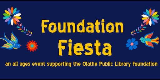 Olathe Public Library Foundation Fiesta