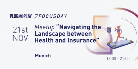 Meetup - Navigating the Landscape between Health and Insurance tickets