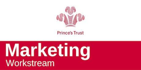 Marketing Workstream tickets