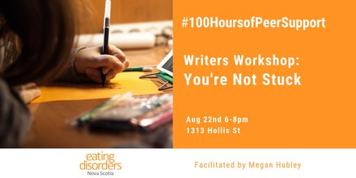 Writing Workshop: you're not stuck!