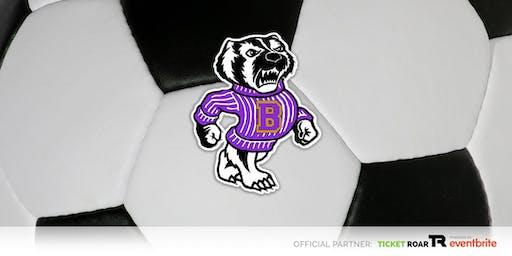 Berkshire vs Edgewood Varsity Soccer (Boys)
