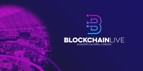 Blockchain Live 2019 tickets