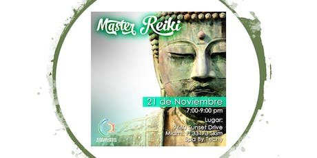 Master Reiki tickets